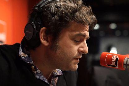 Matthieu Chedid chante Michel Berger (capture d'écran)