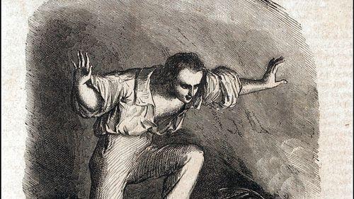 """""""Le Comte de Monte Cristo"""" d'après Alexandre Dumas"""