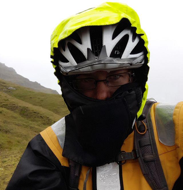 Marie a voyagé à vélo pendant deux mois en Islande