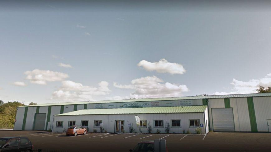 Le magasin d'usine de la Montoise du Bois ferme ses portes le 31 mars 2019.