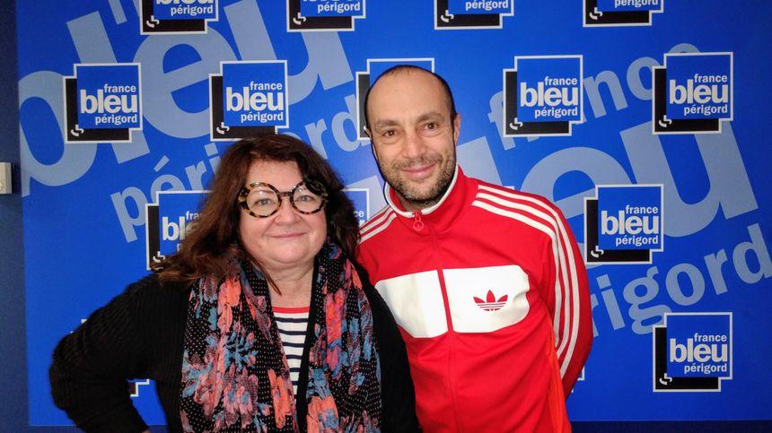 Kim Mancha & Hugo Laroche