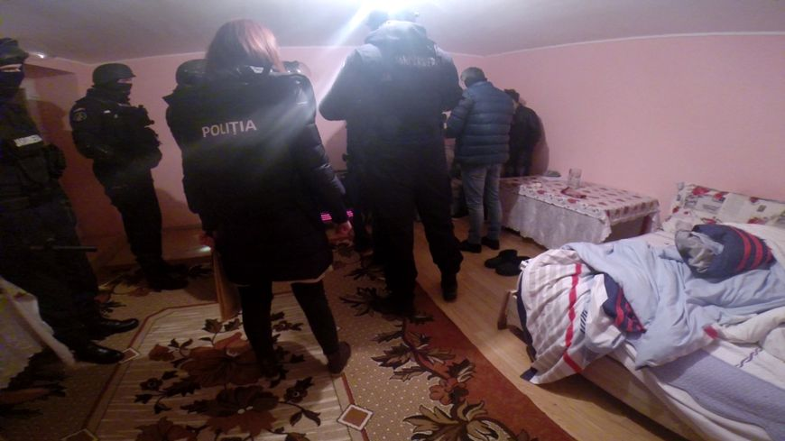 Onze perquisitions ont été effectuées par les enquêteurs suisses et roumains mercredi 16 janvier.
