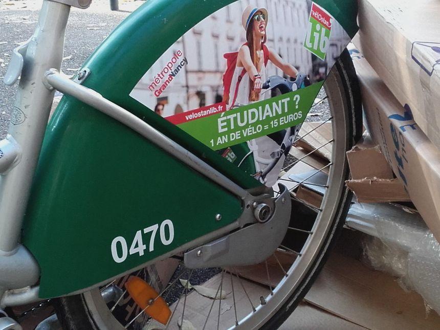 En attendant un nouveau service, les étudiants du Grand-Nancy peuvent profiter de tarifs réduits sur les vélos en location.