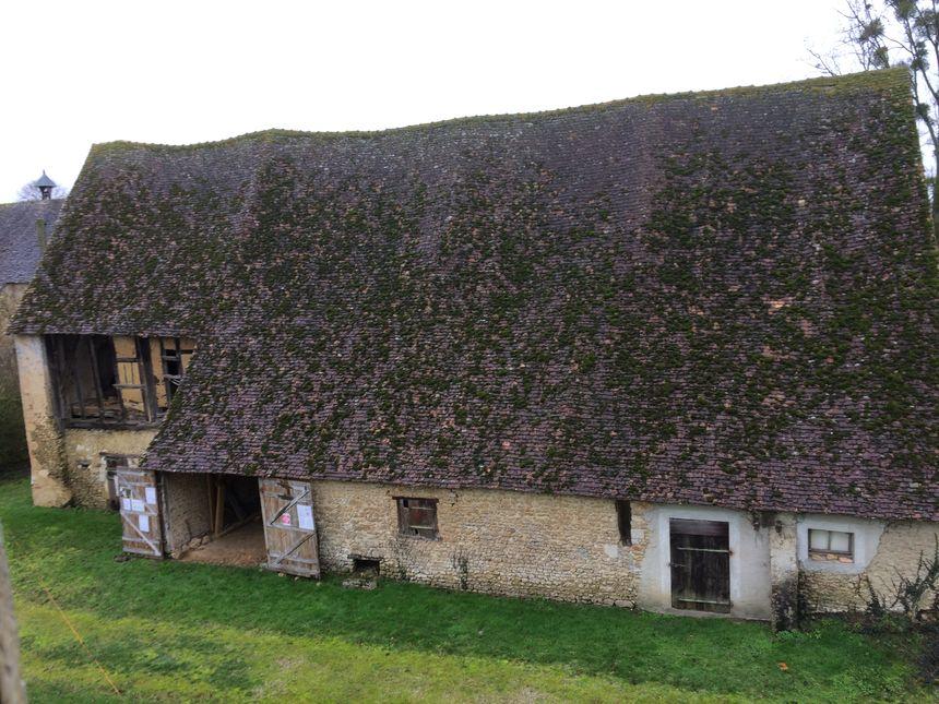 Le Logis-Halle du Prieuré de Mayanne a profité des recettes du Loto du patrimoine