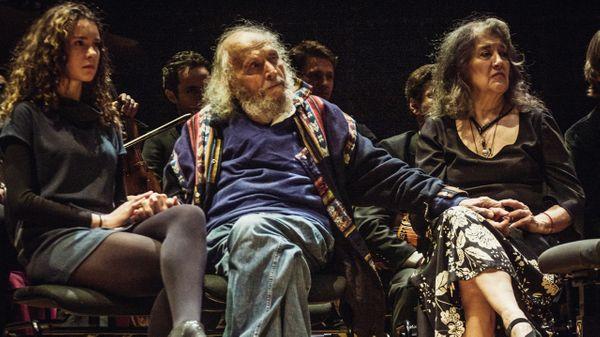 A 96 ans, Ivry Gitlis fascine toujours autant