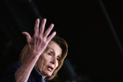 La Démocrate Nancy Pelosi s'apprête à 78 ans à diriger la Chambre des Représentants