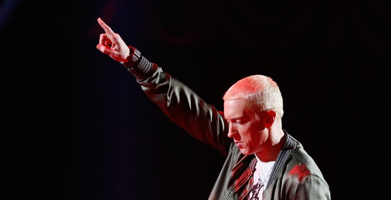 Eminem - MTV Music Awards 2014