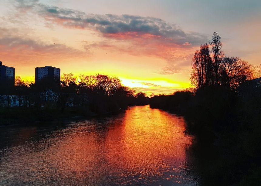 Pont rousseau en Janvier