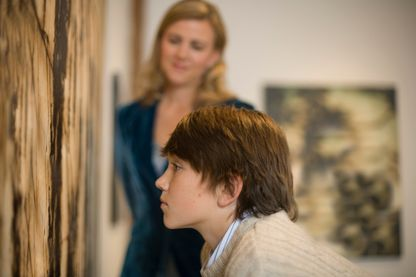 Donner le goût de l'art et des musées dès le plus jeune âge