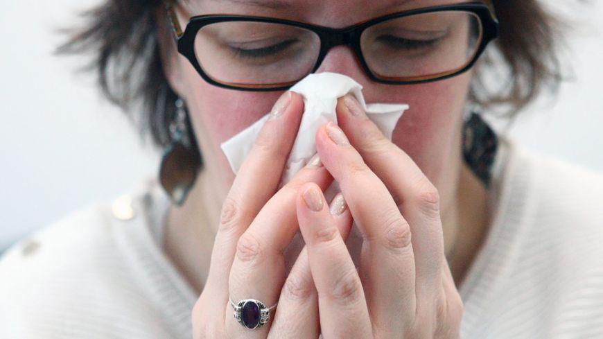 """Epidémie de grippe dans le Grand est : selon le docteur Jean-Daniel Gradeler, """"on est en plein dans le pic de la saison"""""""