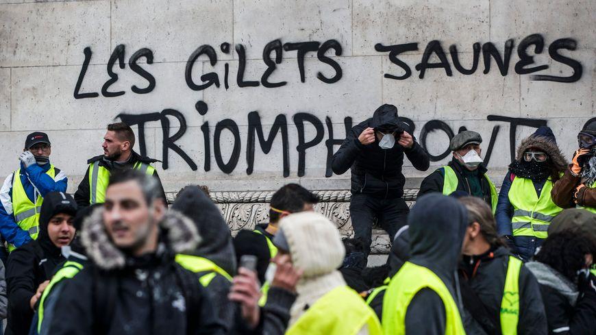 Le gilet jaune mis en examen le 12 décembre a été placé en détention provisoire ce jeudi 17 janvier par la chambre de l'instruction de la cour d'appel de Paris