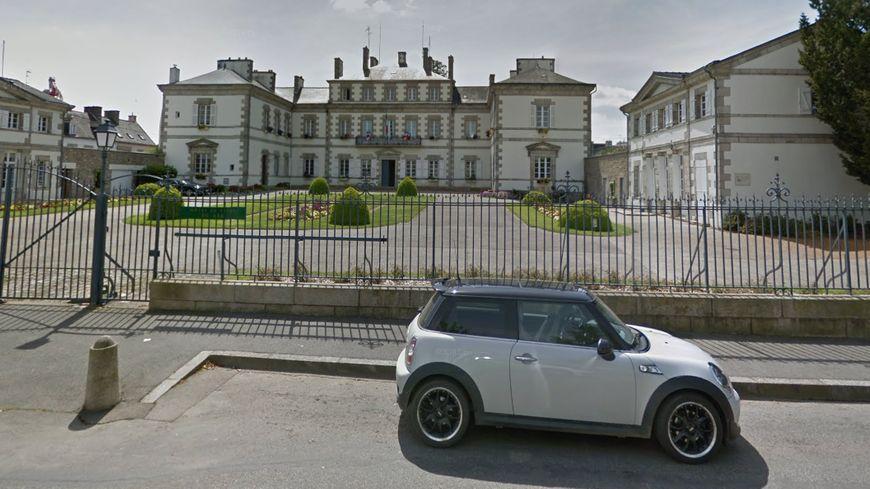 La sous-préfecture de Pontivy, dans le Morbihan