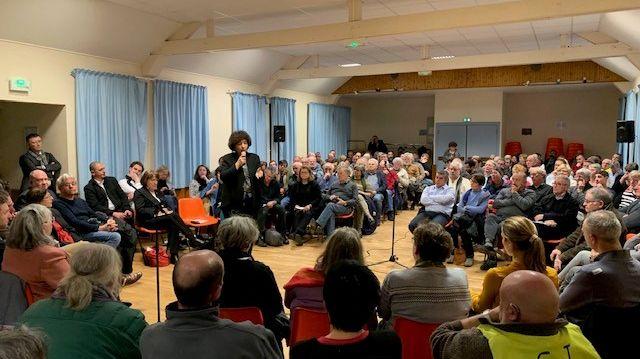 Les échanges entre la ministre Frédérique Vidal et les 150 participants ont duré plus de trois heures et quart