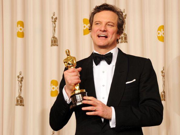 """Colin Firth oscarisé en 2011 pour """"Le discours d'un roi"""""""