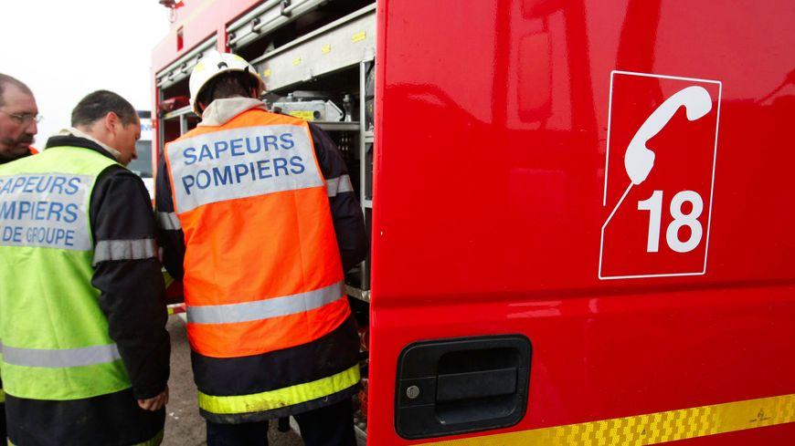 Les pompiers ont été appelés (photo d'illustration).