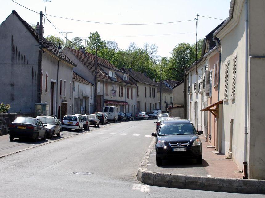 Vaud'herland, plus petite ville d'IDF
