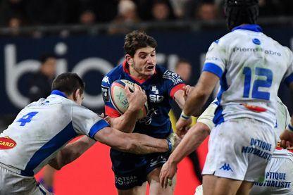 Match de rugby entre Grenoble et Castres le 5 janvier 2019