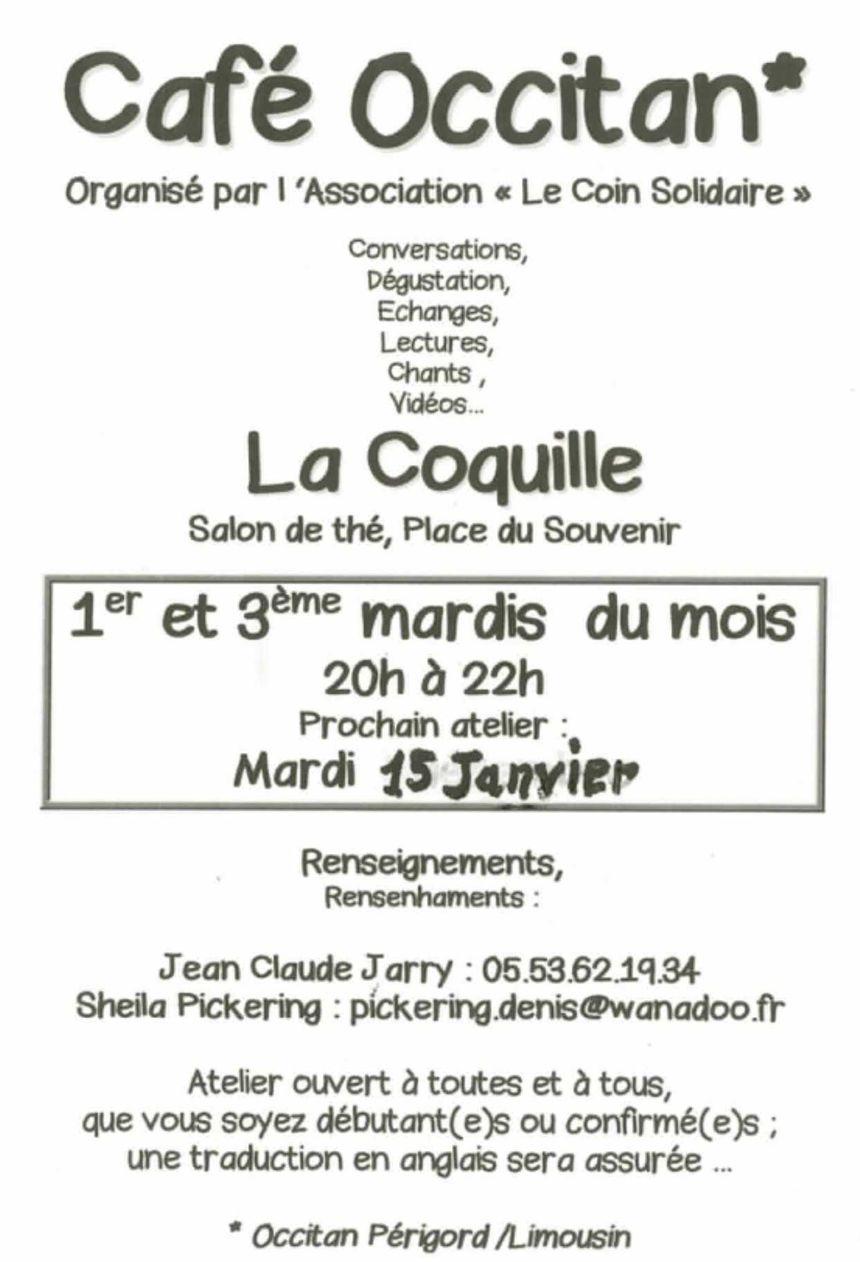 Café Oc La Coquille
