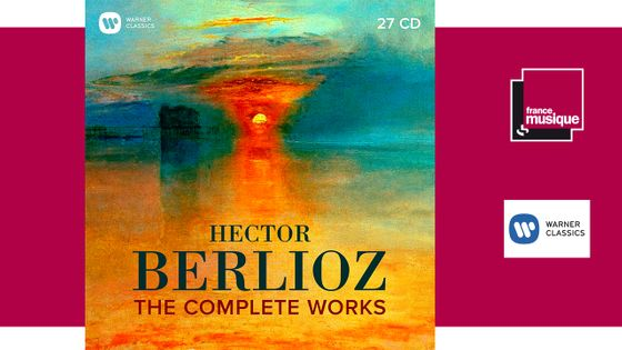 Coffret Hector Berlioz - The complete works