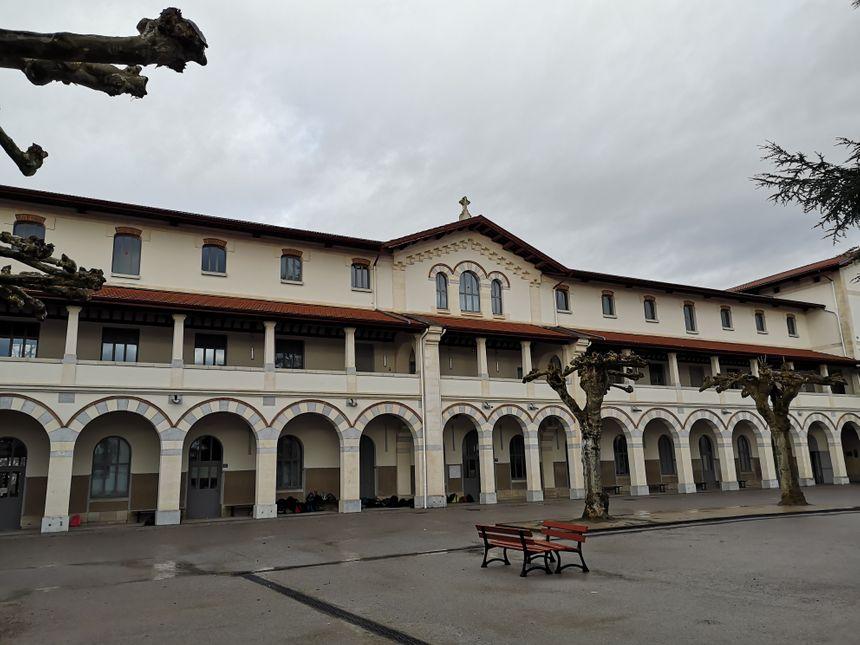 Le collège Marracq de Bayonne