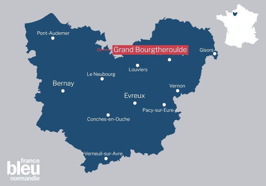 Grand Bourgtheroulde, village de 3.700 habitants à 30 km de Rouen.