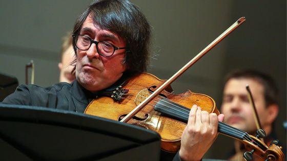 Yuri Bashmet, altiste et chef d'orchestre (2016)