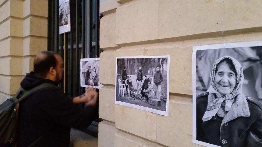 Në mes të dimrit  nëna shqiptare vdes në tendën e një kampi francez