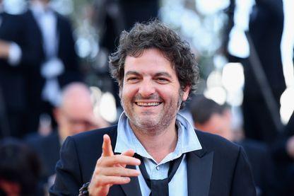 Matthieu Chedid, dit M, auteur-compositeur-interprète et musicien, le 12 mai 2018 à Cannes, pendant le Festival.