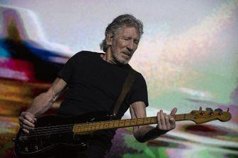 Roger Waters sur scène à San Jose en novembre 2018