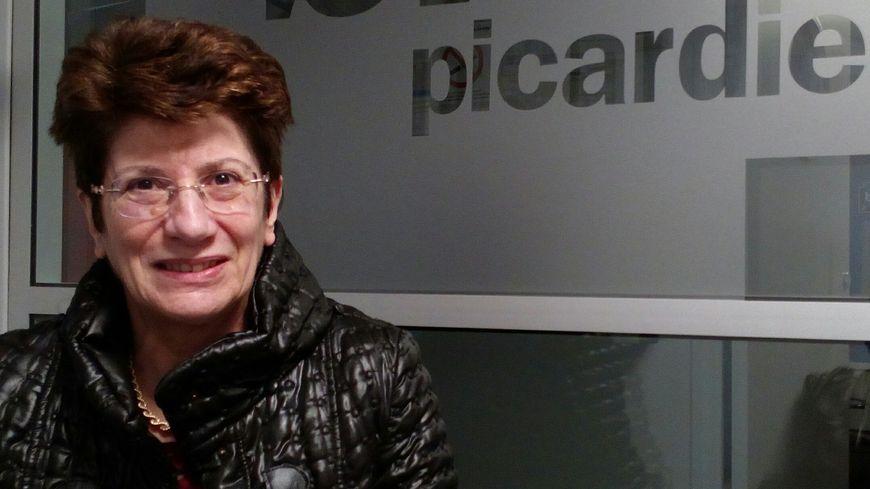 Danielle Portale directrice générale du CHU Amiens-Picardie