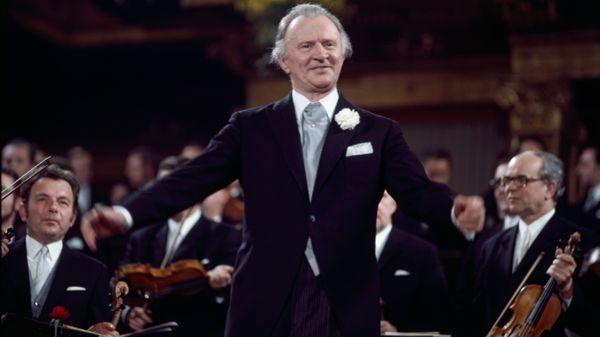 Willi Boskovsky, chef d'orchestre et violoniste (3/5)