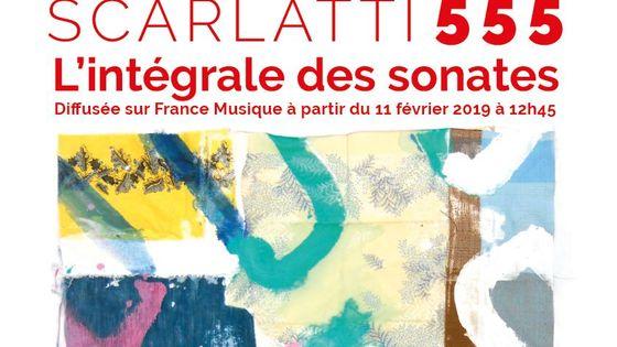 Visuel oeuvre Claude Viallat 2018