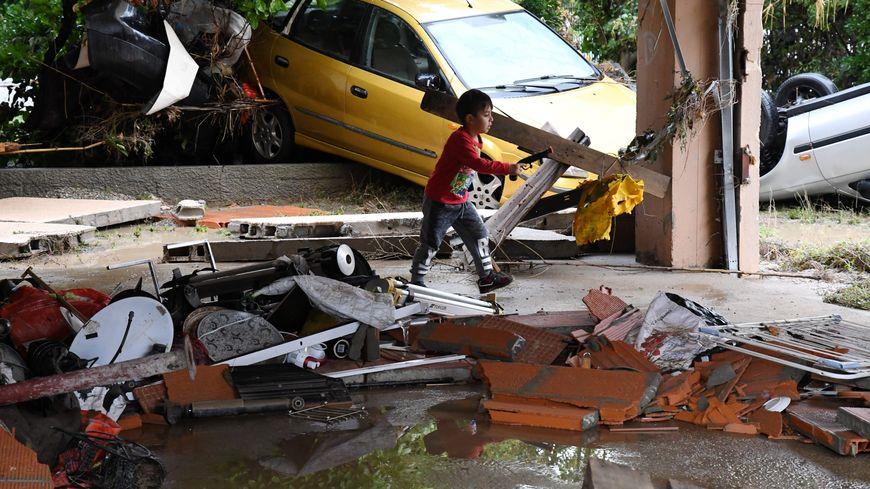 Les inondations dans l'Aude ont fait 14 morts et 70 blessés
