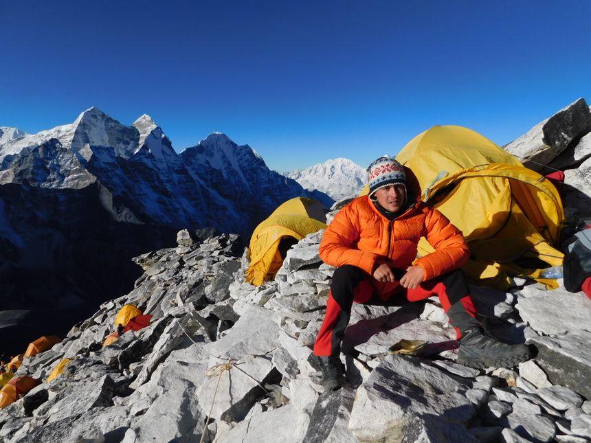Thomas Dutheil, un granvillais de 23 ans veut gravir l'Everest en 2019