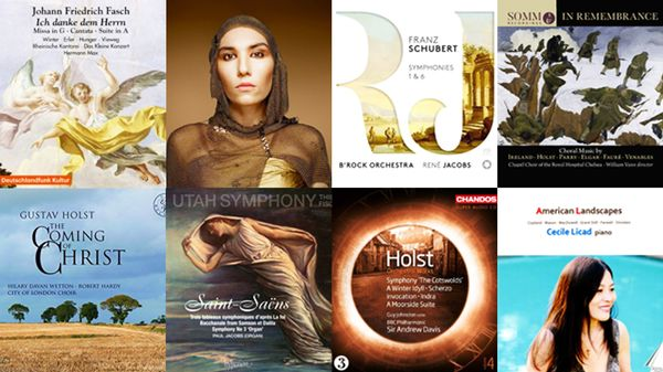 Actualité du disque : Holst, Vivaldi, Schubert...