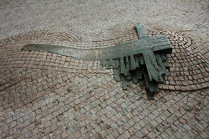 Mémorial dédié à Jan Palach à Prague