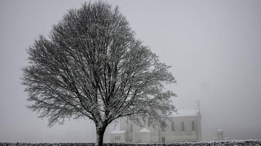 La neige pourrait atteindre jusqu'à 15 cm, notamment en Île-de-France.