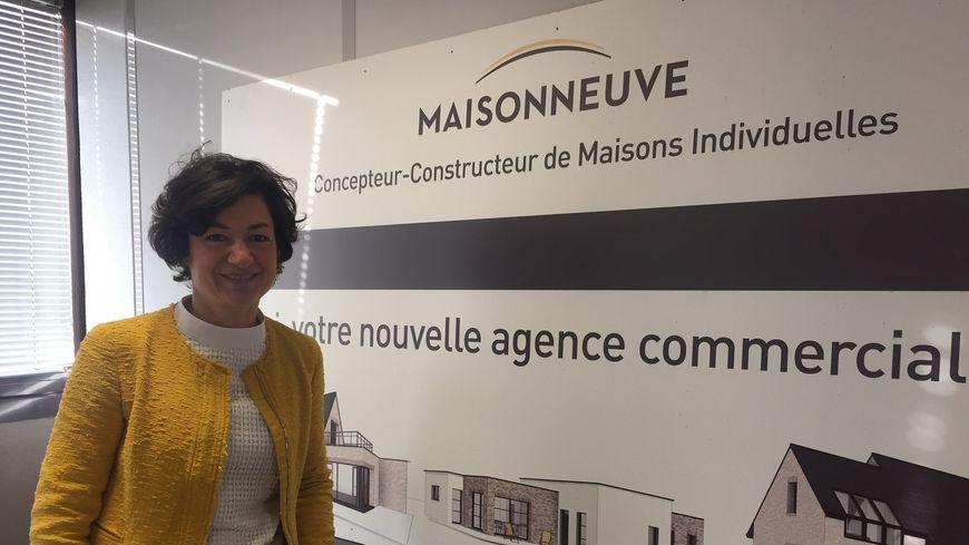 Priscilla Saunier, ici dans les locaux de Maisonneuve, n'a pas voulu abandonner son équipe et ses clients après la faillite de l'entreprise.