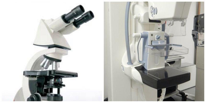 Les deux nouveaux matériels de l'hôpital de Roanne