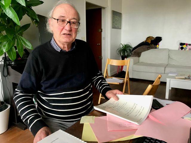 Le docteur Michel Allard qui avait validé l'âge de Jeanne Calment, replonge dans les documents de l'époque, à la recherche de nouveaux détails