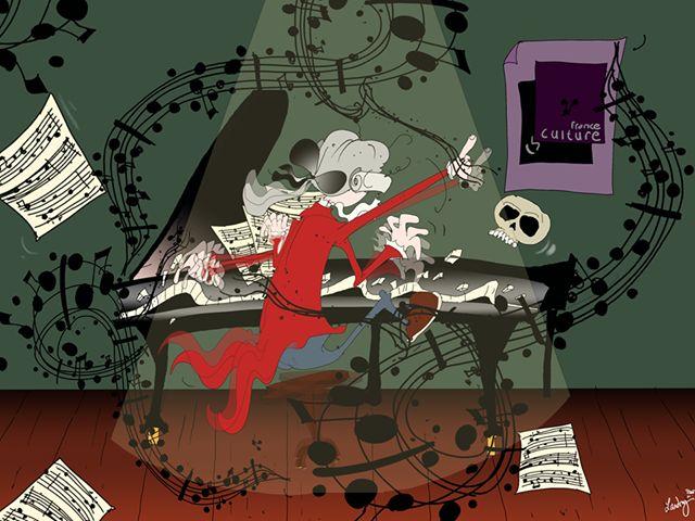 Mozart par Landry Digeon