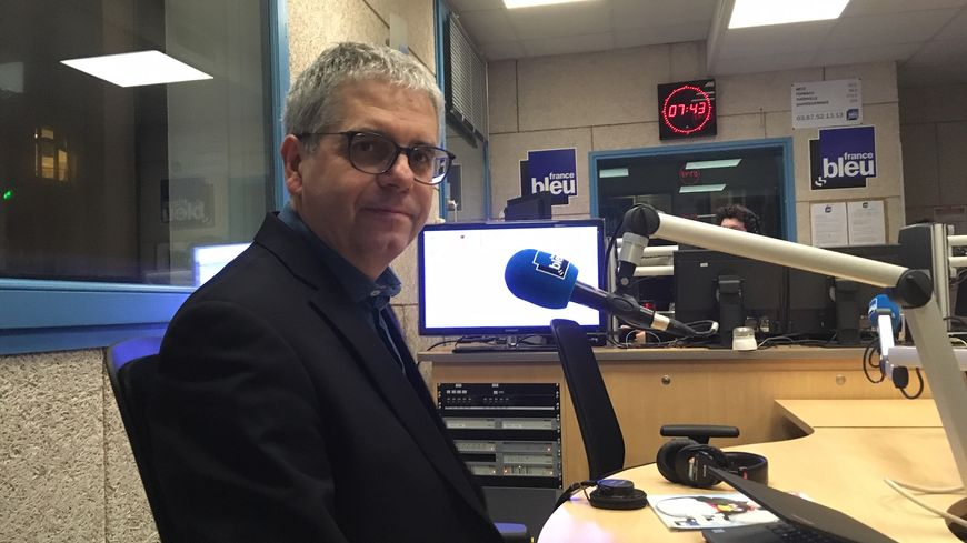 Franck Duval, le directeur général du réseau Le Met