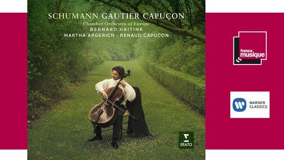 Gautier Capuçon - Schumann
