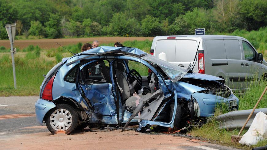 En 2018, 52 personnes sont mortes dans des accidents de la route en Loire-Atlantique et 50 en Vendée (photo d'illustration)