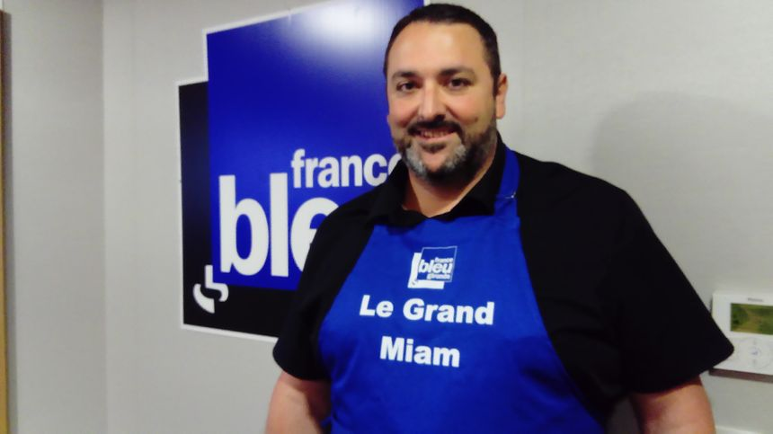 Le Chef Cyril Blindron