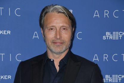 L'acteur Mads Mikkelsen le 16 janvier 2019 à New York.