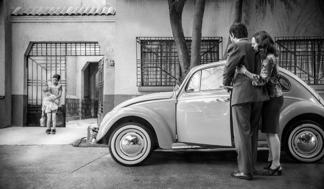 """Image extraite de """"Roma"""" (qui, comme son nom ne l'indique pas, se déroule au Mexique)"""