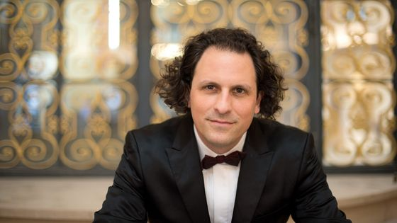 Légende : Alexandre Bloch, Directeur musical de l'Orchestre National de Lille