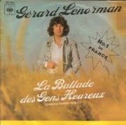 Pierre Delanoë et Gérard Lenorman
