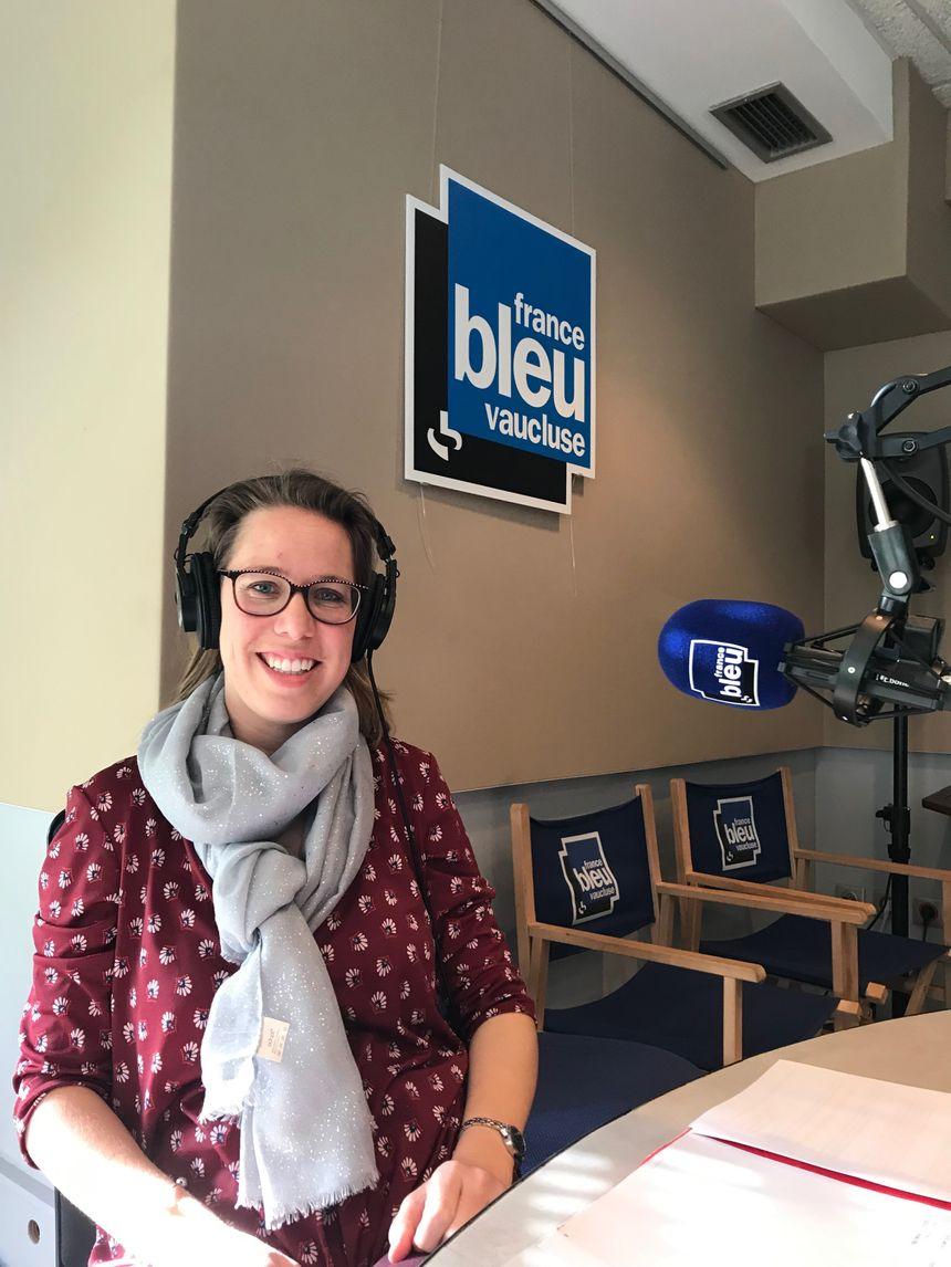 Virginie Bigonnet-Balet, professeur de provençal